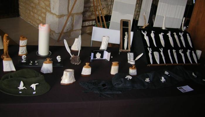 Web site sculpturos in France (ESSE)