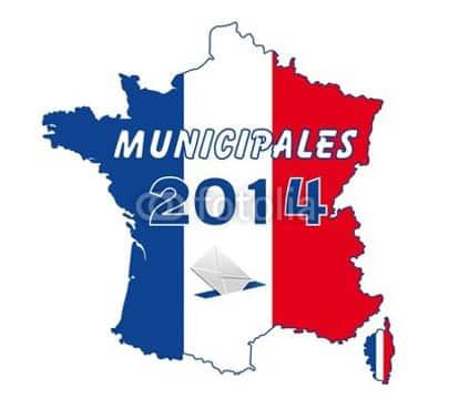 Le résultat du deuxième tour des élections Municipales 2014